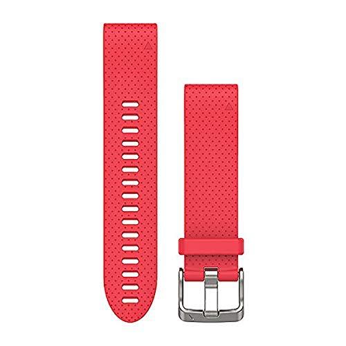 Garmin Quickfit 20, cinturini in silicone per Fenix 5S