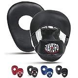 JAYEFO Punching Mitts (Black/White)