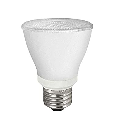 TCP RLP209W50KD Dimmable Daylight 50W Equivalent Par20 LED Light Bulb
