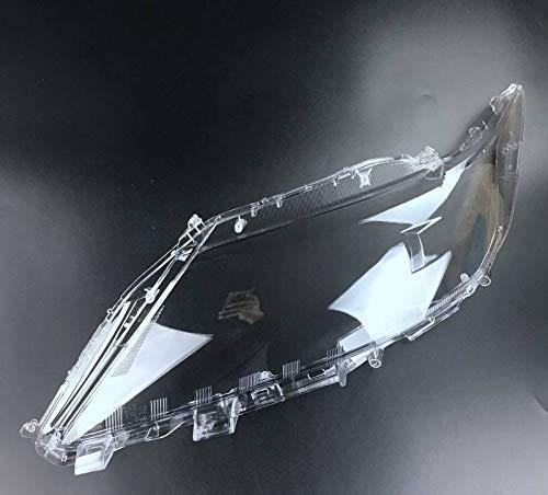 Auto-Scheinwerfer Lampshade Fit For Lexus ES250 ES300 2013 2014 Auto-Scheinwerfer-Abdeckung Glas Shell Lampe Scheinwerfer Klarsichtdeckel Objektiv Lampshade Objektiv Shell Cover FF Scheinwerferabdecku