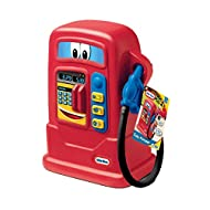 Little Tikes Cozy Pumper - Interactive Playset With Sound - Ideal for the Cozy Coupe, Cozy Truck, Co...