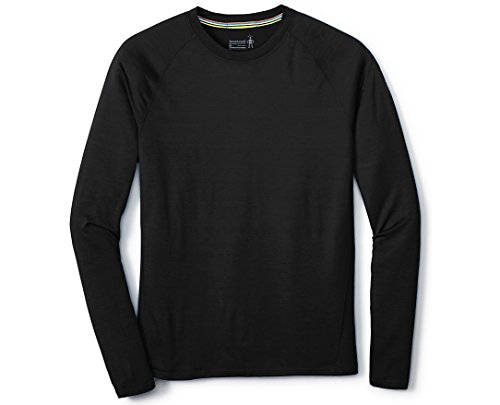 Smartwool Merino 150 Baselayer Long Sleeve Black LG