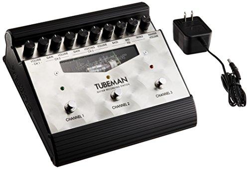 Hughes&Kettner チューブ・プリアンプ TUBEMAN (HUK-TM2)