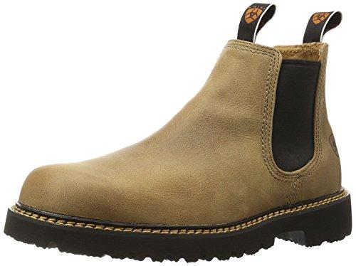 Ariat Men's Spot Hog Western Cowboy Boot, Prairie Sand,...