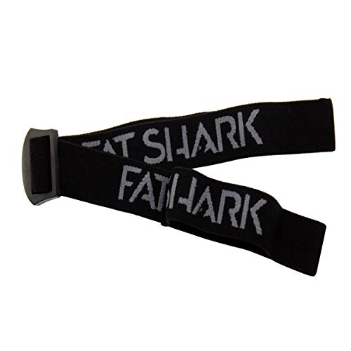 Fatshark Head Strap Schwarz