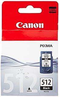 Canon PG-512XL Cartucho de tinta original Negro XL para Impresora de Inyeccion de tinta Pixma MX320,330,340,350,360,410,420-MP230,240,250,252,260,270,272,280,282,480,490,492,495,499-IP2700,2702 (B001EWYNWO)   Amazon price tracker / tracking, Amazon price history charts, Amazon price watches, Amazon price drop alerts