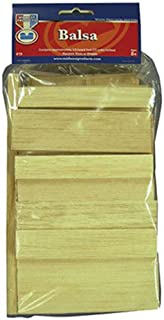 Midwest Products Project Woods Balsa Economy Bag, Pack of 1