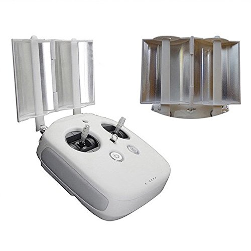 JIJIONG Antenna Range Extender Signal Booster per DJI Phantom 3 Advanced Professional 3A 3P Phantom 4 Inspire 1 Camera Drone Parts ( Color : Bundle 2 )