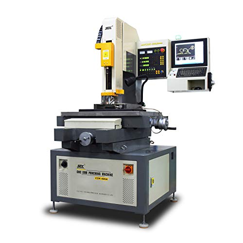 Best Bargain X,Y,Z 3-Axis CNC EDM Driller Bentchtop EDM Drilling Machine EDM Punching Machine 0.3-3m...