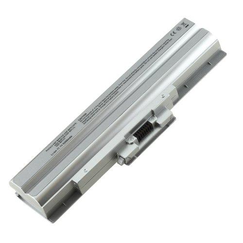 Batteria SOSTITUISCE 5200mAh 10,8V per portatile Sony VGPBPS13/S, VGP-BPS13/S, VGPBPS13A/S, VGP-BPS13A/S, VGPBPS13AS, VGP-BPS13AS, VGPBPS13B/S, VGP-BPS13B/S, VGPBPS13S, VGP-BPS13S