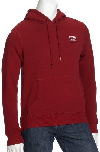 Ben Sherman banbridge mB2805M Sweatshirts pour Homme - Rouge - 44/46
