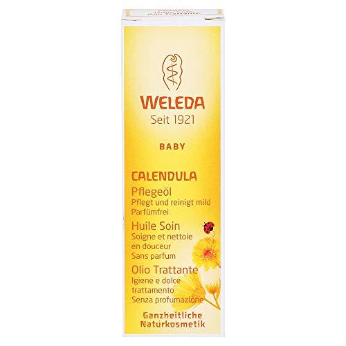 WELEDA Aceite de caléndula sin perfume, 10 ml