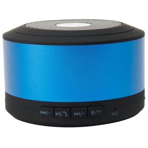 Emartbuy® CSL Panther Tab 7 Zoll Windows Tablet Blau KompaktetragbareSuperBasskabelloserBluetooth Lautsprechermit Freisprecheinrichtung