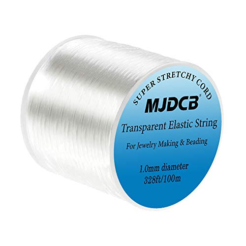 Super Strong Elastic Stretchy Beading Thread Bracelet String For Jewelry Making