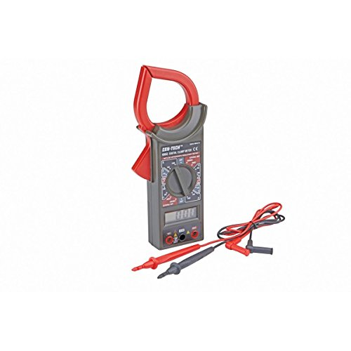 Cen-Tech Digital Clamp-on Multimeter