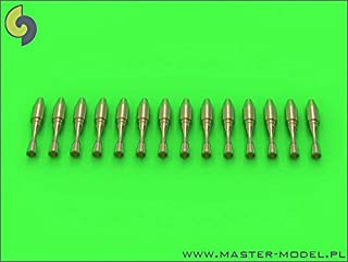 1/48 Scale Master Model Static Dischargers for Modern Sukhoi Jets Su-27, Su-30, Su-33