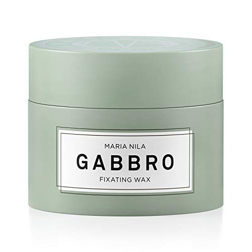 Maria Nila MINERALS Gabbro Fixating Wax, 1er Pack (1 x 100 ml)