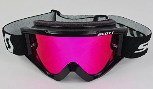 Goggle-Shop Spiegelglas für Scott 80's 89 Recoil Motocross MX Brille