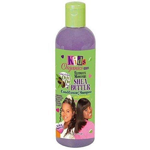 Africa's Best Kids Organic Shampoo Shea Butter 355 ml by Africa's Best