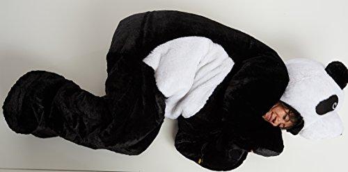 Adult Panda SnooZzoo Sleeping Bag for Person up to 75 inches Tall. thumbnail image