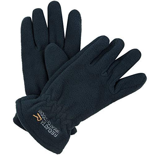 Regatta Taz II' Anti Pill Fleece Gloves Guantes, Infantil, Azul Marino, 7-10