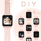 Zoom IMG-1 smartwatch donna hommie orologio touchscreen