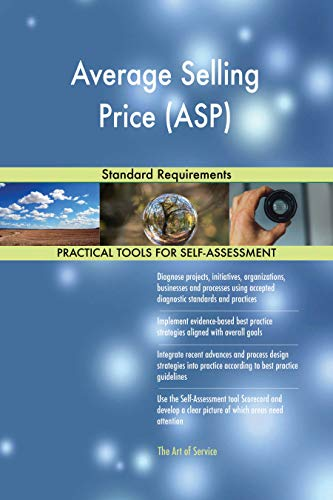 Average Selling Price (ASP) Standard Requirements (English Edition)