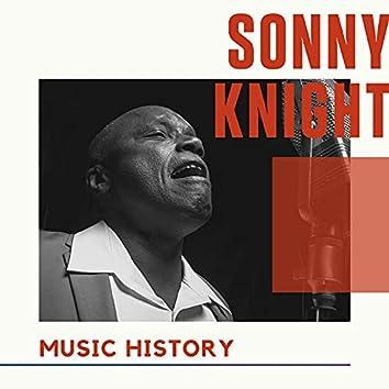 Sonny Knight - Music History
