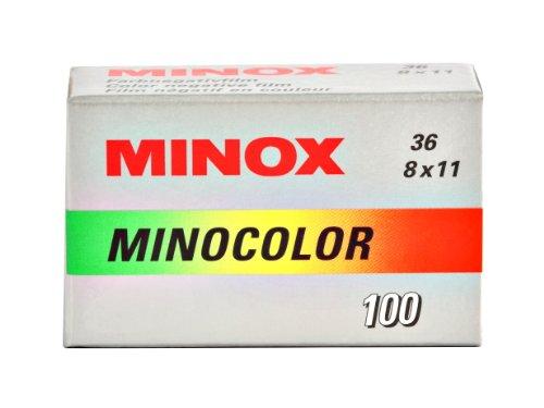 Minox 69052 MINOCOLOR 100 Film (36 Aufnahmen)