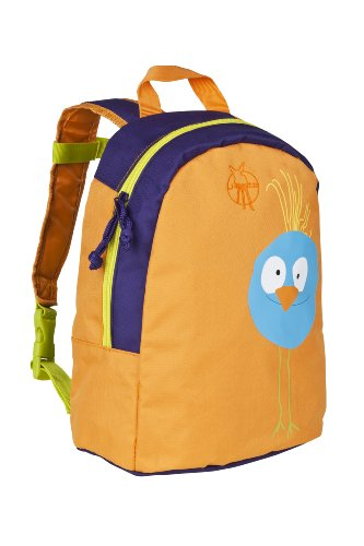 LÄSSIG Mini Backpack Kinderrucksack Kindergartentasche, Wildlife Birdie