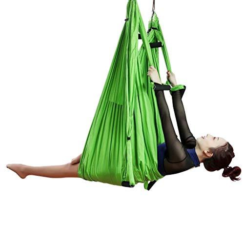 Affordable JOSIFER Aerial Yoga Swing Set - Yoga Hammock/Sling Kit + Extension Straps & eBook - Antig...