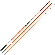 VERCELLI Enygma Speciale LC H Caña Surfcasting, Naranja, 4.