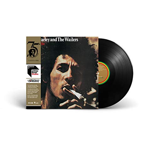 Catch A Fire (Half Speed Mastering Audiophile Limited Edt.)