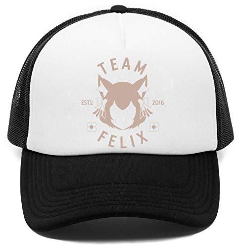 Vendax Team Felix Gorra De Béisbol Baseball Rapper Cap