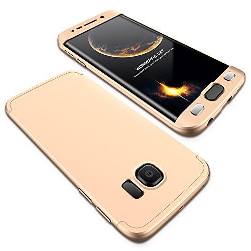 BCIT Samsung Galaxy S7 Edge Funda Funda Samsung Galaxy S7 Edge 360...