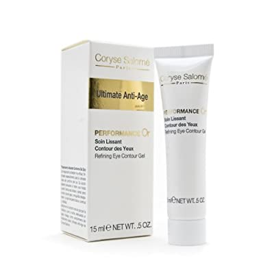 Coryse Salome Ultimate Anti-Age Refining Eye Contour Gel - 15 ml