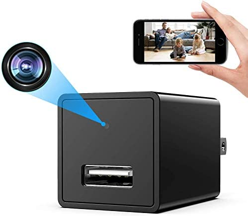 Top 10 Best wifi 1080p mini usb wall charger spy camera Reviews