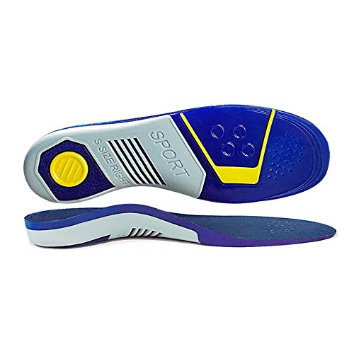 Orthotic Insoles Arch Support for Plantar Fasciitis, Bunions Ball of...