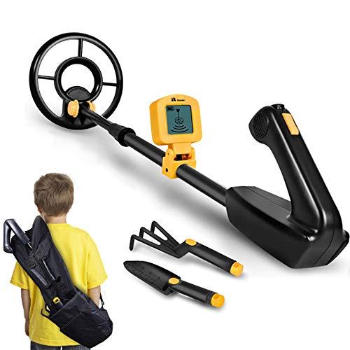RM RICOMAX Metal Detector for Kids - 7.4...