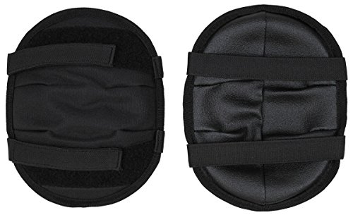 MFH GB Genou / Coude Protecteur Noir