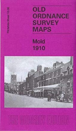 Mold 1910: Flintshire Sheet 13.08