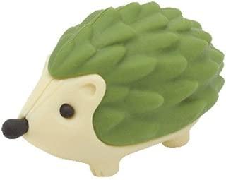 Ty Beanie Eraserz - Prickles the Hedgehog Green