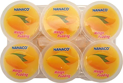NANACO Pudding mit Mango, 480 g