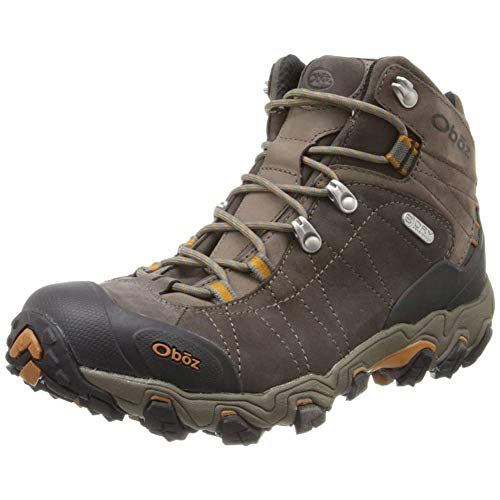 Oboz Bridger Mid B-DRY Hiking Boot - Men's Sudan 10.5 Wide