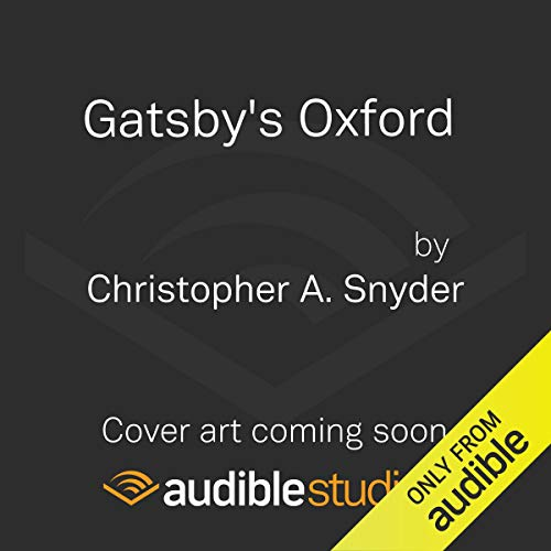Gatsby's Oxford cover art