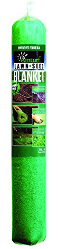 Amturf 25215 Sun and Shade Mix Northwest Lawn Seed Blanket