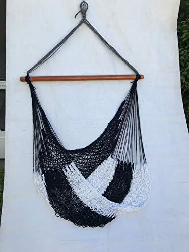 Handmade Hanging Hammock Chair for Yard, Bedroom, Porch, Indoor/Outdoor HCR-2211-91