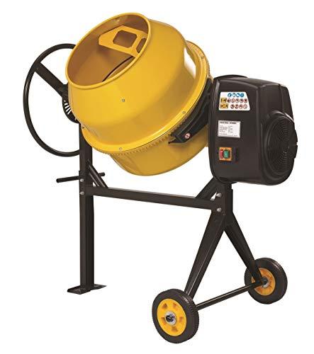 VENTA BL200 Betonmischer Mörtelmischer Zementmischer Mischer 230V 200 Liter