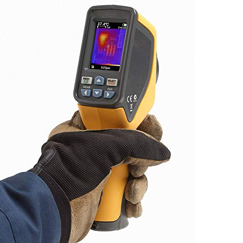 ZHLZH Thermodetektor/Infrarot Wärmebildkamera, Handheld-Wärmebildkamera mit höheren 2-Zoll-Pixeln, Infrarot-Feuchtigkeitsthermometer, Infrarot-Wärmebildkamera