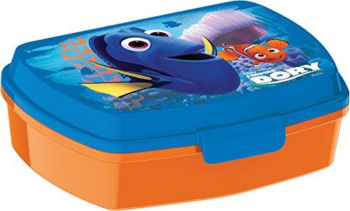 Joy Toy Boîte à déjeuner Le Monde de Dory 18x15x8cm, 784574, Multicolore, 26 x 15 x 15 cm